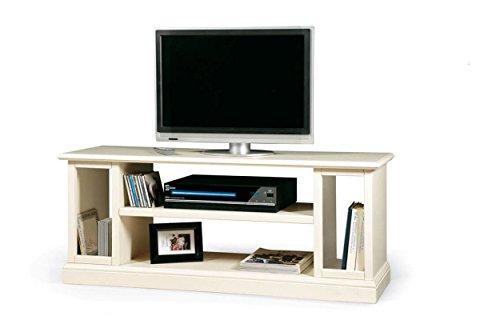 Legno&Design Meuble TV TV Livres CD Banc en Bois Art pauvre