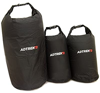 Adtrek Waterproof Kayak/Canoeing/Camping/Fishing Dry Bag Storage Sack by Adtrek