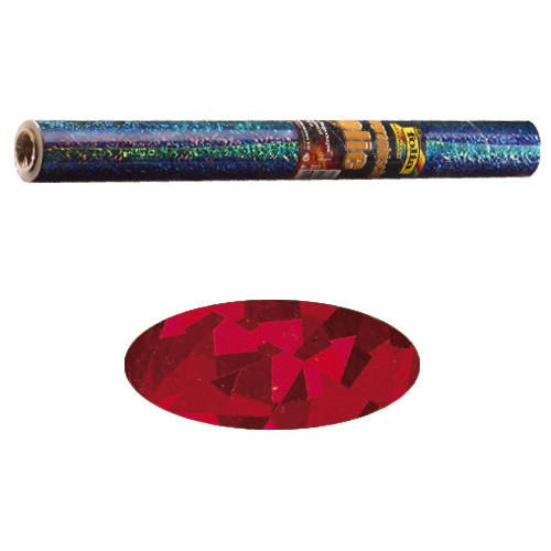 folia 310/17 Holografie-Klebefolie, 400 mm x 1 m, Magic Rot