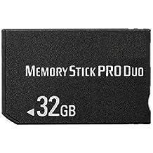 Memory Stick ProRO Duo, 32GB, MS, para Sony PSP 1000/2000/3000