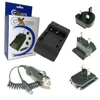 Ex-Pro® Olympus BLN-1, BLN1, BCN-1, BCN1 Fast Travel-Pro Charger Olympus Cameras [See Description for Models]