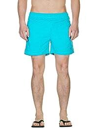 Gant Homme Logo Classique Swim Shorts, Bleu