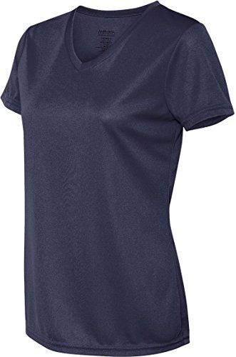 Augusta femmes de l'humidité col en V pour homme Bleu - Bleu roi