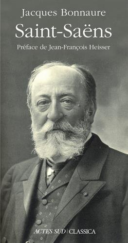 Saint-Saëns par From Actes Sud
