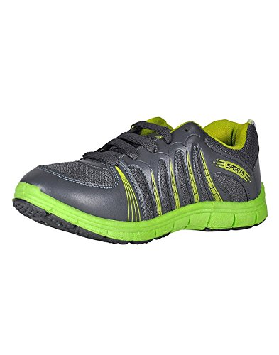 Yepme Men's Multi-Coloured Casual Shoes Mesh YPMFOOT8651_6 UK  available at amazon for Rs.299