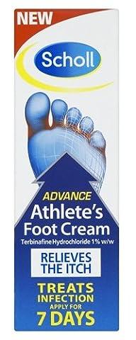 Scholl Advance Athletes Foot Cream - 15
