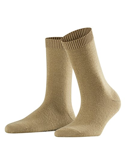 Falk Cosy Wool Chaussette Femme, Vert, FR : L (Taille Fabricant : 39-42)