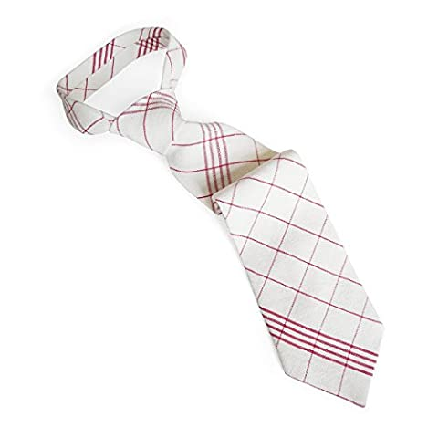 Cravate torchons en tissu