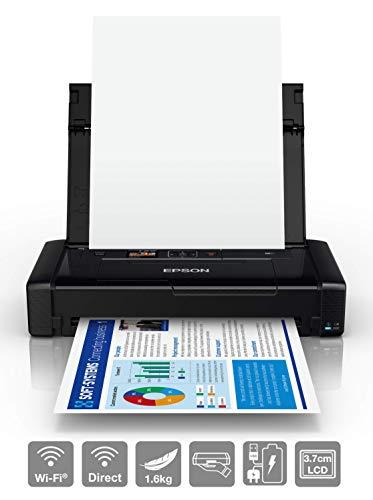 Imagen de Impresora Portátil Para Móvil Epson por menos de 250 euros.