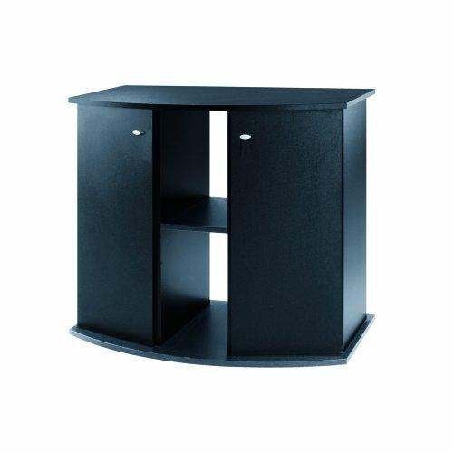 Ferplast 66008217 Aquarium UNTERSCHRANK STAND CAYMAN 80 SCENIC, Maße: 81 x 46 x 73 cm, schwarz