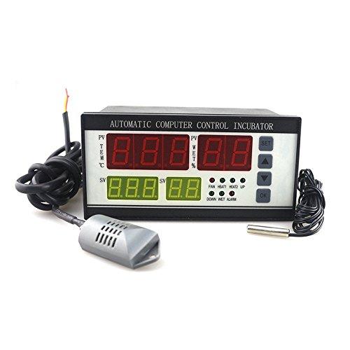 huatuo ® digitales multifunktions - thermostat - inkubator kleinen inkubator xm-18 ei