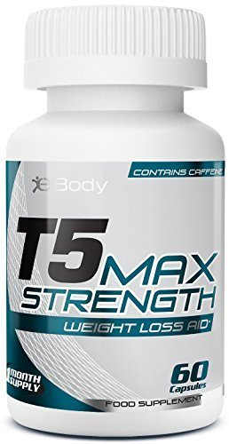 T5 FAT BURNERS Max Strength | Best Slimming Diet