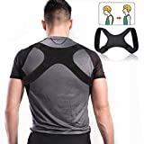 Charminer Professional Posture Corrector for Men Women,Amazon's Only Upper Back Brace Posture Corrector Designed Man Woman Body,Long-term Muscle Relaxation And Comfort,Disappearance Under Clothes