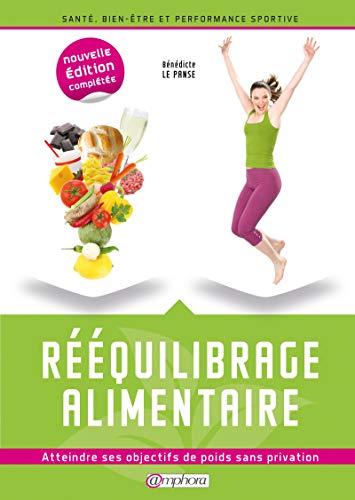 Rééquilibrage alimentaire: Atteindre ses objectifs de poids sans privation (ALIMENTATION/NU)