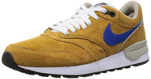 Nike Air Odyssey LTR, Sneakers basses homme Marron / Bleu (Bronze / Varsity Royal-Bg Chalk)