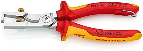 KNIPEX 13 66 180 T StriX verchromt 180 mm