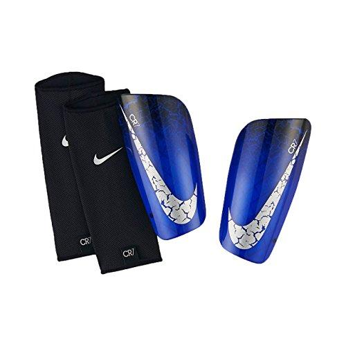 Nike CR7 Mercurial LITE - Schienbeinschutz Unisex, Blau (deep royal/Black/Silver), L