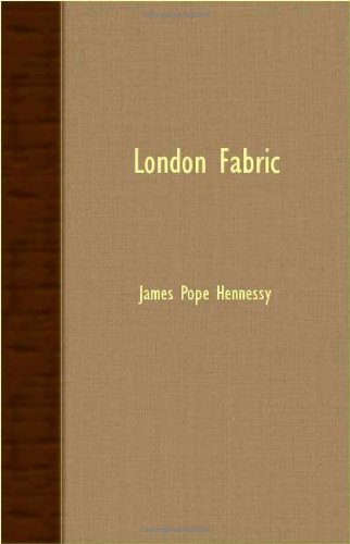 London Fabric by James Pope Hennessy (2007-03-15)