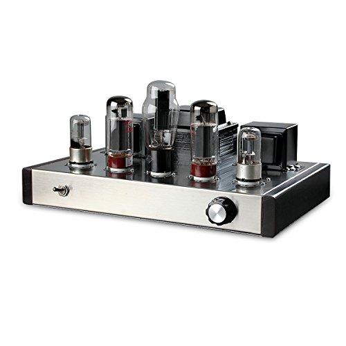 Nobsound 6N9P+EL34 Valve Tube Amplifier HiFi Stereo 2.0 Channel Single-Ended Class A Röhrenverstärker Audio Verstärker-Bausatz DIY Kit 13W*2