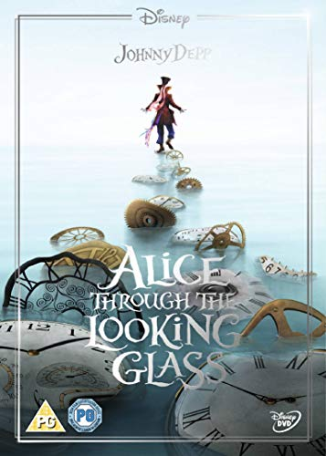Alice Through the looking glass [UK Import]