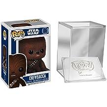 Funko Pop: Movies: Star Wars - Chewbacca Vinyl Figure + FUNKO PROTECTIVE CASE