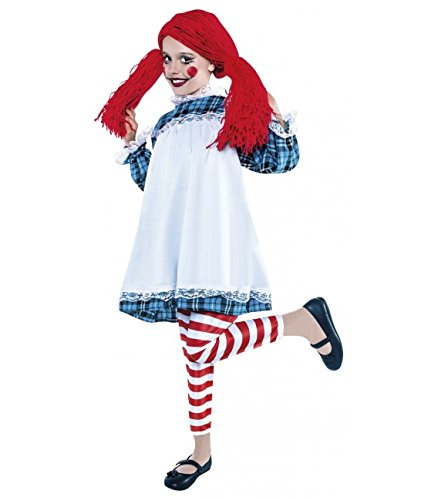 Imagen de disfraz de muñeca trapo  10 12 años