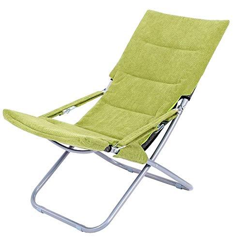 FuweiEncore Einfache und kreative Klappstühle, Faule Sofas, Liegestühle, Sonnenliegen,...