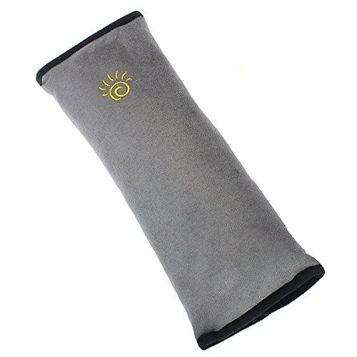 Fortag Auto Kinder Sicherheitsgurt Kissen Gurtpolster Grey