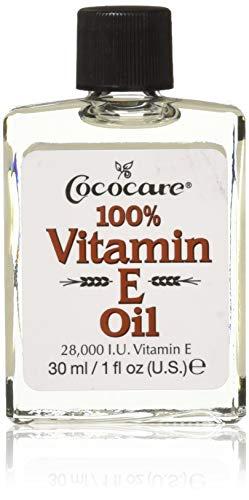 Cococare - 100% vitamina E olio 28000 IU - 1 oz.