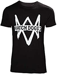Watch Dogs 2 - T-shirt With Logo