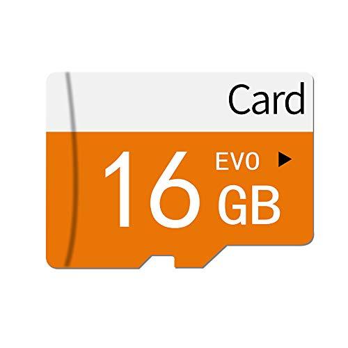 Docooler TF-Speicherkarte Klasse 10 8 GB / 16 GB / 32 GB / 64 GB / 128 GB Datenspeicher für Smartphone (Gb, Speicherkarte Mobile 16)