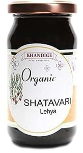 Khandige Organic Shatavari Lehya- 250G