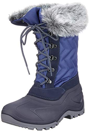 CMP Damen Nietos Schneestiefel, Blau (Marine M934), 37 EU