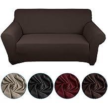 housse de canape 2 places avec accoudoirs. Black Bedroom Furniture Sets. Home Design Ideas