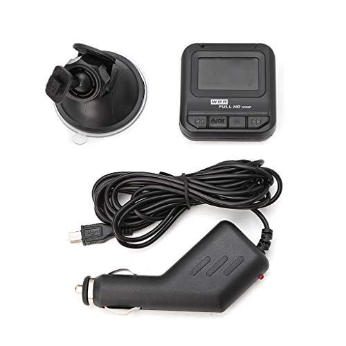 Qiman 1,6 Zoll 1080P Auto DVR Kamera Audio Recorder Kamera Loop Recording Dash Cam