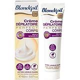 Blondepil Depil'Perfect Crème Dépilatoire pour Corps/Jambes 150ml