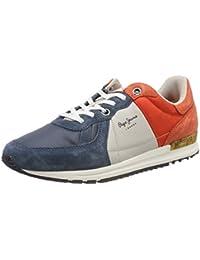a4791b6752735 Amazon.es  Pepe Jeans - Zapatillas   Zapatos para hombre  Zapatos y ...