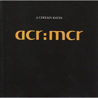 MCR by A CERTAIN RATIO