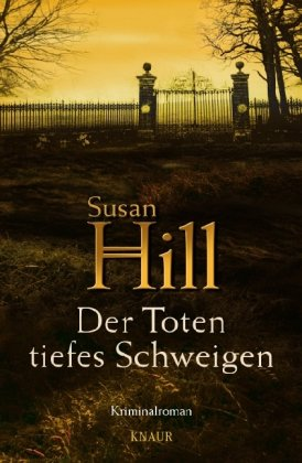 Der Toten tiefes Schweigen: Kriminalroman (Ein Fall für Simon Serrailler, Band 4)