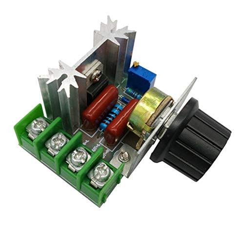 B Blesiya PWM Drehzahlregler Motor Geschwindigkeit   Kontroller AC 110 V-220 V bis 50V-220V -