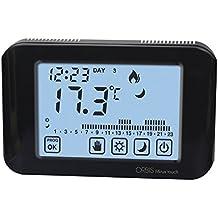 Orbis Mirus Touch exportaciones termostato, antracita, OB325310