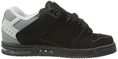 Globe Sabre, Chaussures de skateboard homme Noir (10790)