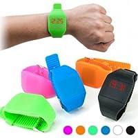 Digital Touch Wrist Watch