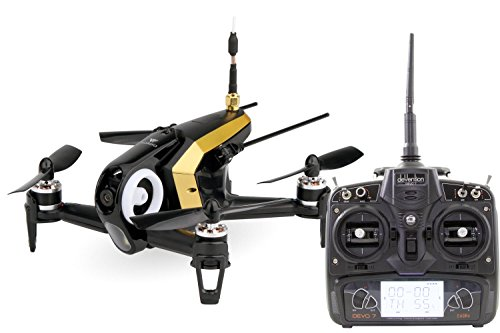 Walkera 15004470 Quadrocopter, Drohne