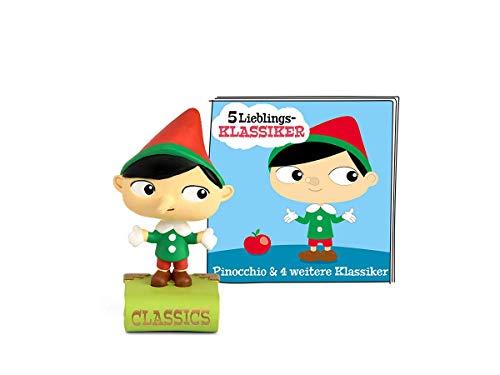 tonies 01-0120 5 - Figura de Pinocchio y Otros audífonos