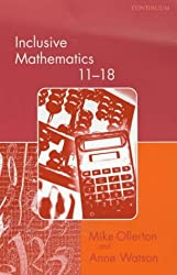 Inclusive Mathematics 11-18 (Special needs in ordinary schools series)