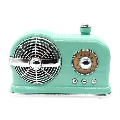 qiyanNew Mini Vintage Telefon Bluetooth Lautsprecher Nette Kreative Geschenk Tragbare Nostalgie Hm10 Wireless Mini Speaker-in Tragbare Lautsprecher grün - Wireless Traveler
