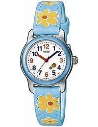 Casio LTP-1288B-7B2EF - Reloj infantil de cuarzo con correa textil azul