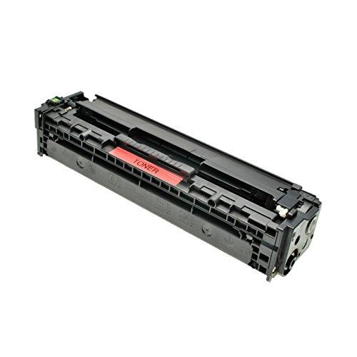 Preisvergleich Produktbild Logic-Seek Toner kompatibel für HP CB543A, 1400 Seiten, Magenta