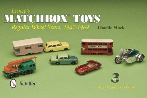 Lesney's Matchbox Toys: Regular Wheel Years, 1947-1969 por Charlie Mack
